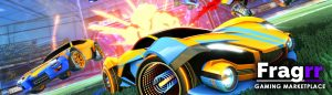 cheap Rocket League accounts for sale