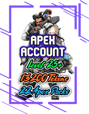 Apex Legends Level 25 Account