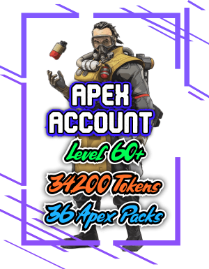 Apex level 60 account