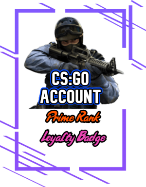 CSGO Prime smurf account