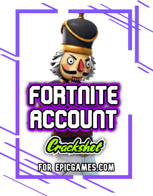 Fortnite Crackshot account