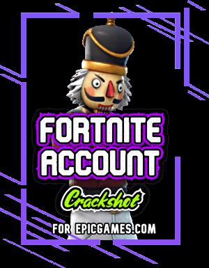 Fortnite Crackshot account
