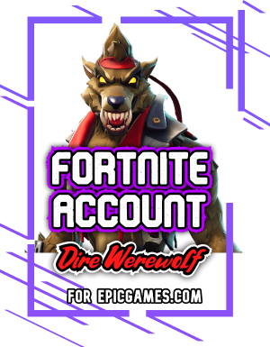 Fortnite DIRE account
