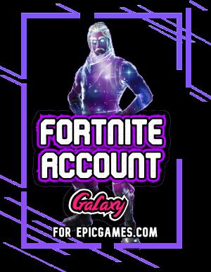 Fortnite Galaxy account