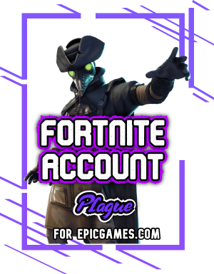 Fortnite Plague account