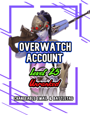 Overwatch Smurf Accounts for Sale | High Rank | Fragrr