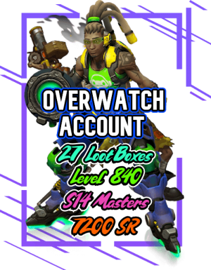 Overwatch Smurf Accounts for Sale | High Rank | Fragrr