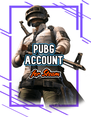 PUBG steam account