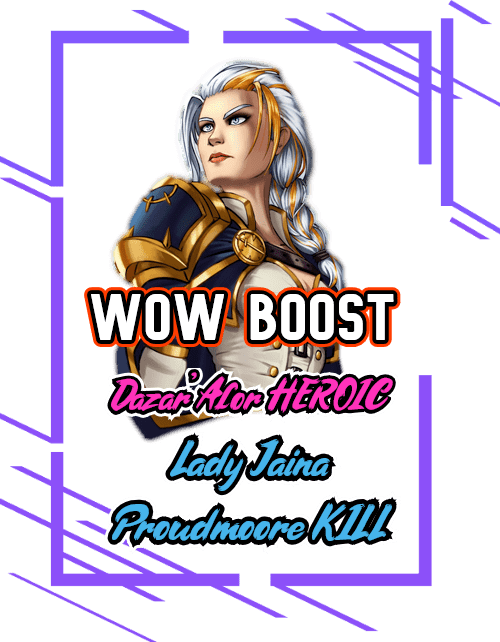 Lady Jaina Proudmoore Kill